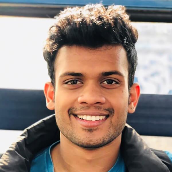 Nishanth Kaladharan